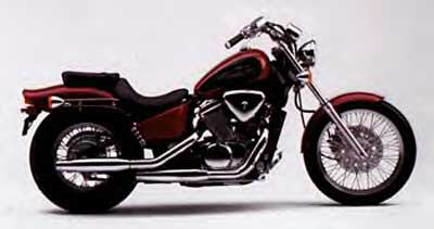 2000 Honda Shadow VLX in Hendersonville, North Carolina