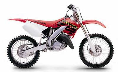 2000 Honda CR125R in Woodinville, Washington - Photo 4