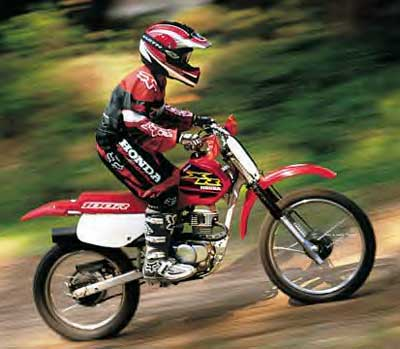 2000 Honda XR100R in Auburn, Washington
