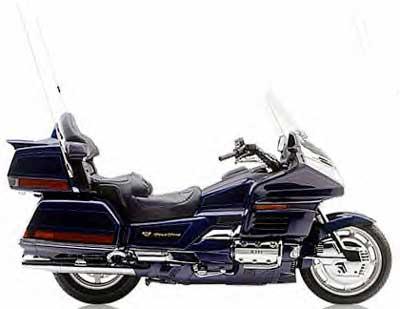 2000 Honda Gold Wing SE in Cleveland, Ohio