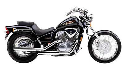 2001 Honda Shadow VLX in Port Angeles, Washington