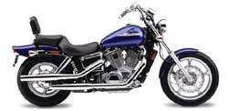 2002 Honda Shadow Spirit in Oklahoma City, Oklahoma