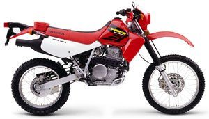 2002 Honda XR650L in Johnson City, Tennessee