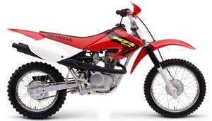 2002 Honda XR80R in Auburn, Washington