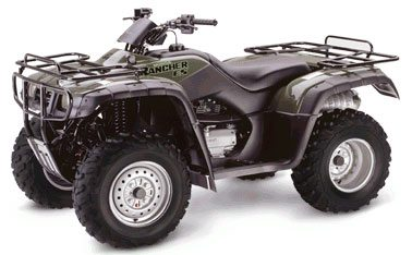 2003 Honda FourTrax® Rancher® 4X4 ES in Three Lakes, Wisconsin