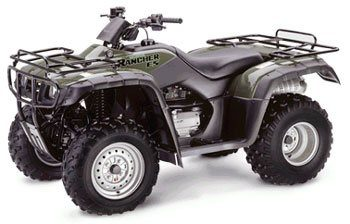 2003 Honda FourTrax® Rancher®  ES in Jasper, Alabama