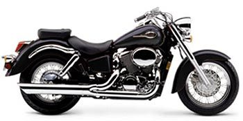 2003 Honda Shadow ACE 750 Deluxe in Stillwater, Oklahoma