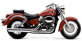 2003 Honda Shadow ACE 750 Deluxe in Cumberland, Maryland