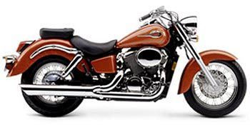 2003 Honda Shadow ACE 750 Deluxe in Johnson City, Tennessee