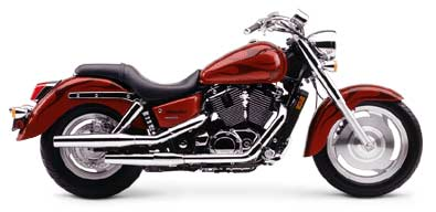 2003 Honda Shadow Sabre in Hicksville, New York - Photo 2