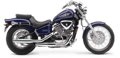 2003 Honda Shadow VLX Deluxe in Cleveland, Ohio