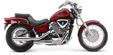 2003 Honda Shadow VLX Deluxe in Littleton, New Hampshire - Photo 5