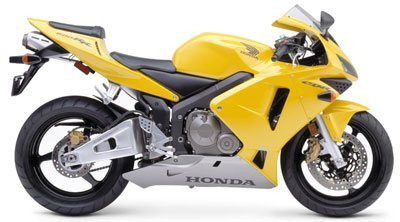 2003 Honda CBR®600RR in Auburn, Washington