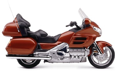 2003 Honda Gold Wing in Hendersonville, North Carolina