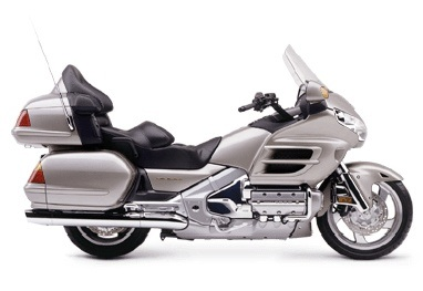 2003 Honda Gold Wing in Davenport, Iowa - Photo 3
