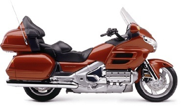2003 Honda Gold Wing ABS in Davenport, Iowa - Photo 6