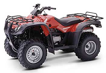2004 Honda FourTrax® Rancher® 4x4 in Pikeville, Kentucky