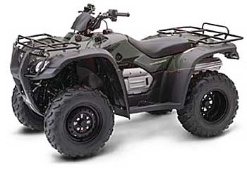 2004 Honda FourTrax® Rancher® AT in Fond Du Lac, Wisconsin