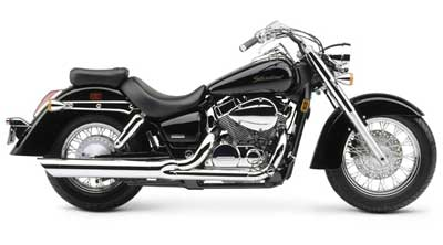 2004 Honda Shadow Aero in Houston, Texas - Photo 5