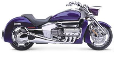 2004 Honda Valkyrie Rune in Scottsdale, Arizona - Photo 3