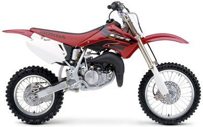 2004 Honda CR85R in Petaluma, California