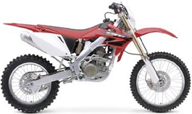 2004 Honda CRF250X in Fremont, California - Photo 7