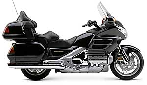 2004 Honda Gold Wing in Louisville, Tennessee