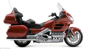 2004 Honda Gold Wing in Hendersonville, North Carolina - Photo 37