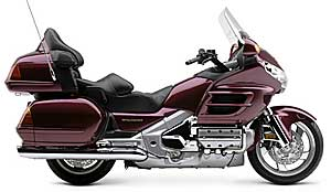 2004 Honda Gold Wing in Cleveland, Ohio
