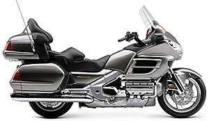 2004 Honda Gold Wing in Monroe, Michigan - Photo 2