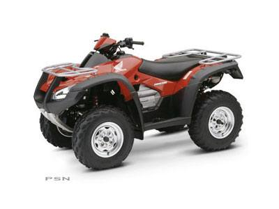 2005 Honda FourTrax® Rincon™ in Gulfport, Mississippi - Photo 9