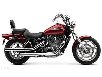 2005 Honda Shadow Spirit™ 1100 in Monroe, Michigan