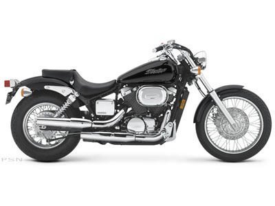 2005 Honda Shadow Spirit™ 750 in Riverdale, Utah - Photo 4