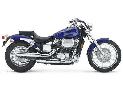 2005 Honda Shadow Spirit™ 750 in Fort Lauderdale, Florida - Photo 9