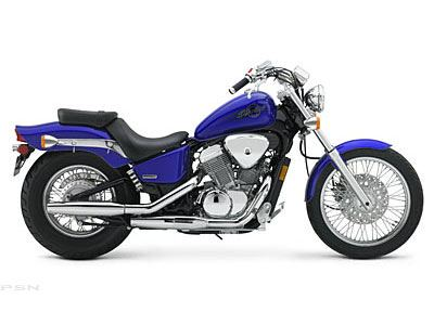 2005 Honda Shadow® VLX Deluxe 600 in Oakdale, New York