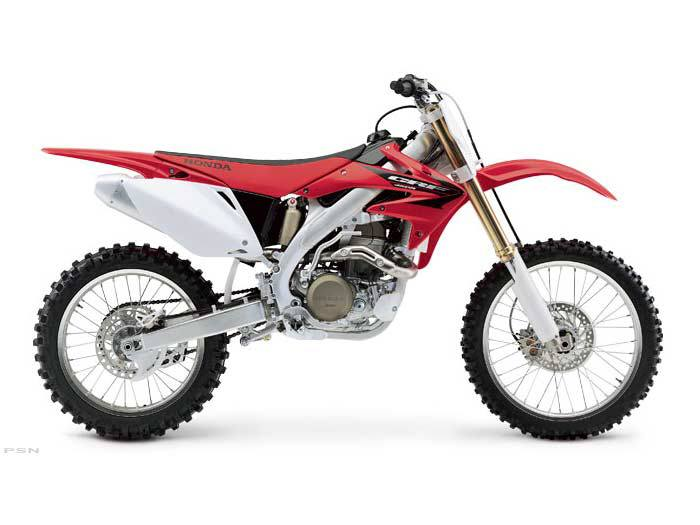 2005 Honda CRF™450R in Lafayette, Louisiana - Photo 13