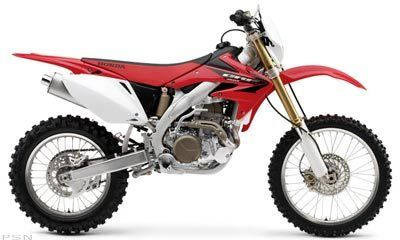 2005 Honda CRF™450X in Simi Valley, California - Photo 6