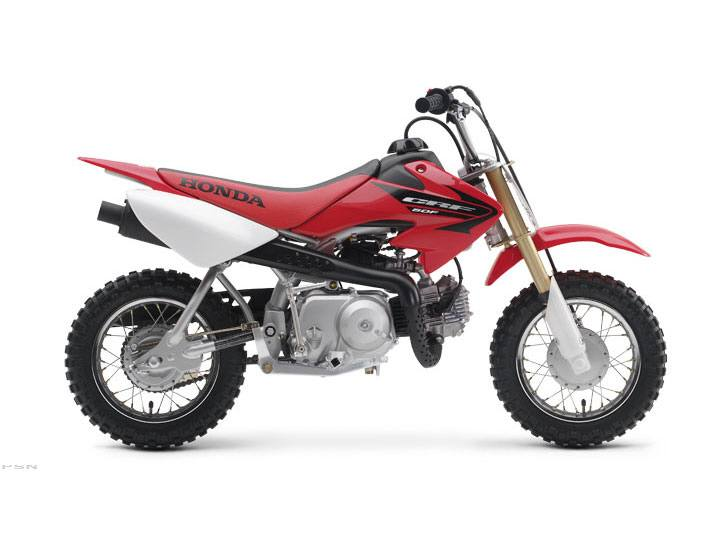 2005 Honda CRF™50F in Davenport, Iowa