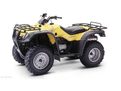 2006 Honda FourTrax® Rancher™ 4x4 in Berlin, New Hampshire