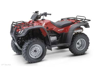 2006 FourTrax Rancher 4x4 ES