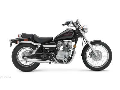 2006 Black Honda Rebel® | Motorcycles in Bessemer, AL | 4654
