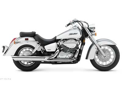 2006 Honda Shadow Aero® in Lumberton, North Carolina - Photo 5