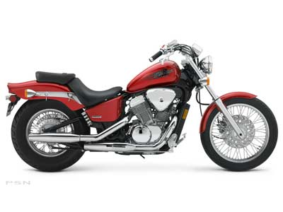 2006 Honda Shadow® VLX Deluxe in Hicksville, New York - Photo 2
