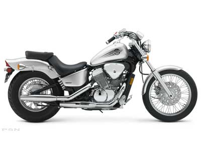 2006 Honda Shadow® VLX Deluxe in Pinellas Park, Florida