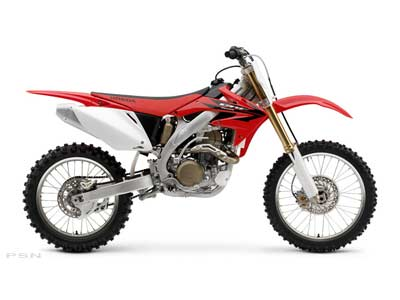 2006 Honda CRF™450R in Simi Valley, California - Photo 6