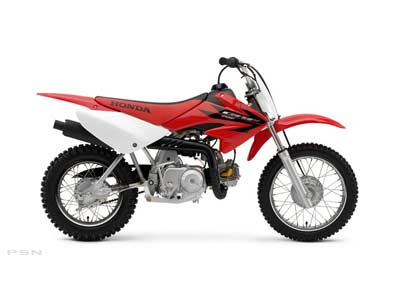 2006 Honda CRF™70F in South Haven, Michigan