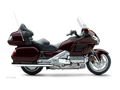 2006 Honda Gold Wing® Airbag in Amherst, Ohio - Photo 3