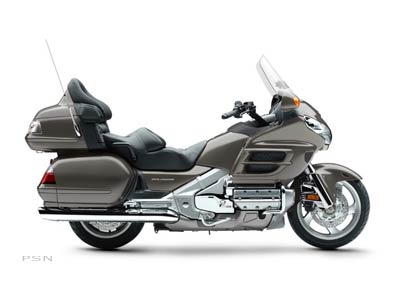 2006 Gold Wing Airbag
