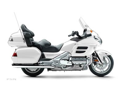 2006 Honda Gold Wing® Airbag in Mentor, Ohio - Photo 5