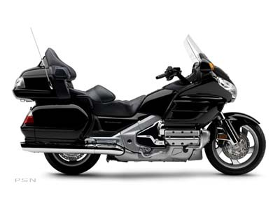 2006 Honda Gold Wing® Audio / Comfort in Elkhart, Indiana